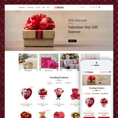 Giftsale - Online Gift Shop