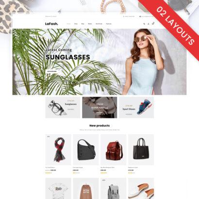 LaFash Multipurpose Store WooCommerce Theme