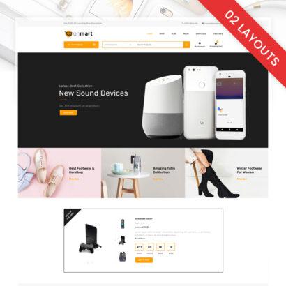 OnMart - Multipurpose Store WooCommerce Theme