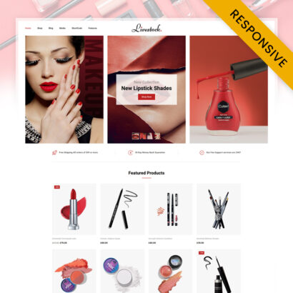 LiveStock Multipurpose Store WooCommerce Theme
