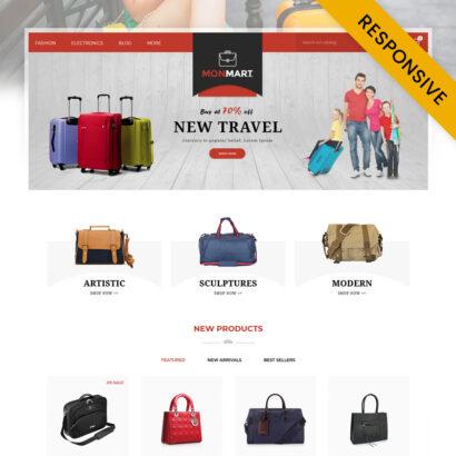 MonMart - Bags Store PrestaShop Theme