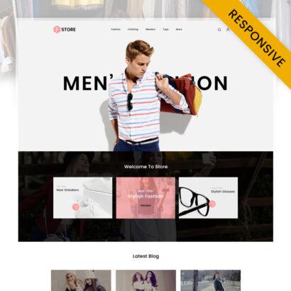 FStore - Stylish Fashion Store OpenCart Theme